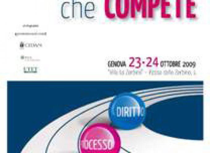 Roma – Congresso Straordinario dell'AIGA
