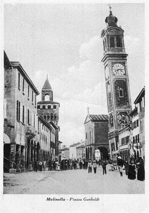 LE ROMAGNOLE IN PIAZZA