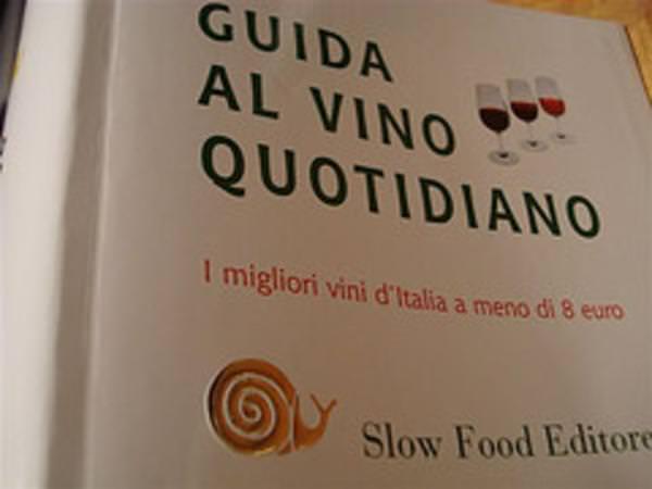 """Ottava Edizione della """"Guida al vino quotidiano-I migliori vini d'Italia a meno di 10 euro"""""""