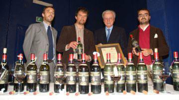 Slow Food e Lingotto Fiere consegnano il Premio alla Carriera a Franco Biondi Santi