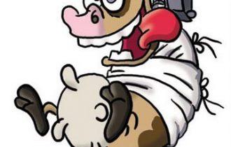 Latte umano e mucca Rosita: ormai Frankenstein è tra noi ed il mondo va alla deriva
