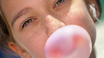 Chewing-gum allo xilitolo contro le infezioni dell'orecchio nei bambini