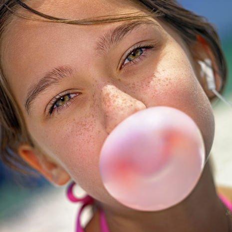 Chewing gum per ripristinare la motilità dell'intestino