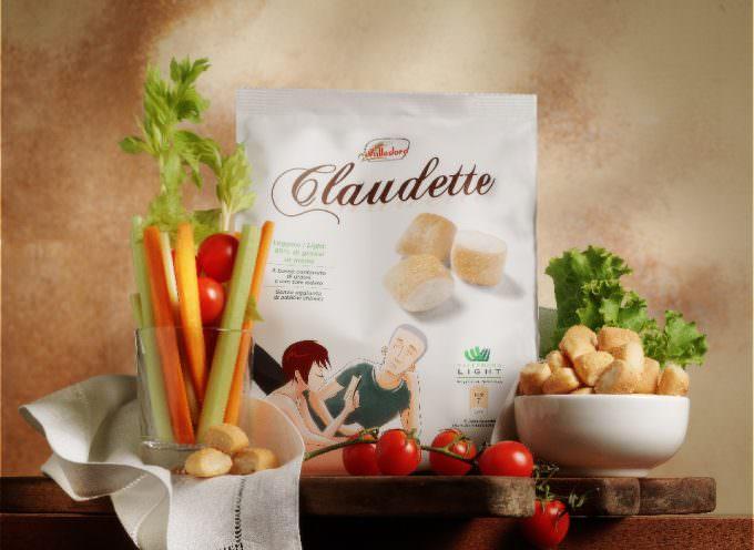 """Valledoro presenta la linea light con il primo prodotto, il bocconcino """"Claudette"""""""
