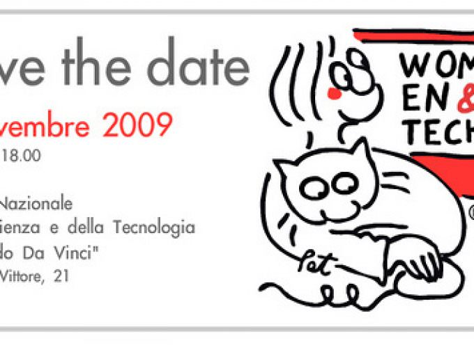 Women & Technologies®: tutto esaurito alla conferenza
