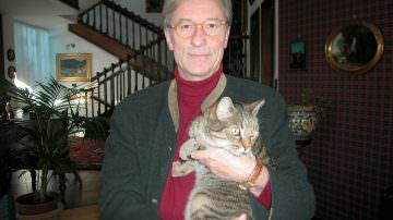 """Animali: Feltri a """"Quattro Zampe"""", sono un gattolico praticante"""