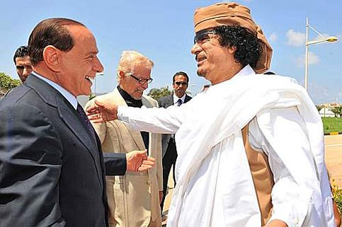 Libia: Progetto di cooperazione tra italia e Libia
