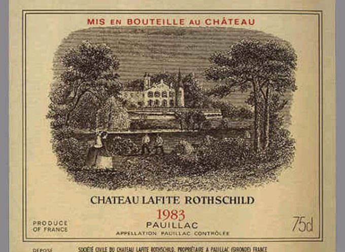 Vino: L'Union des Grands Crus de Bordeaux in tensione, i prezzi in Usa crollano del 50%