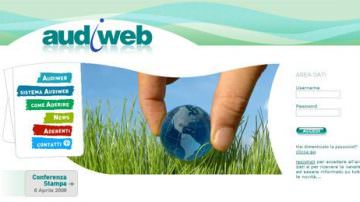 Audiweb pubblica i dati di audience online del mese di dicembre 2009