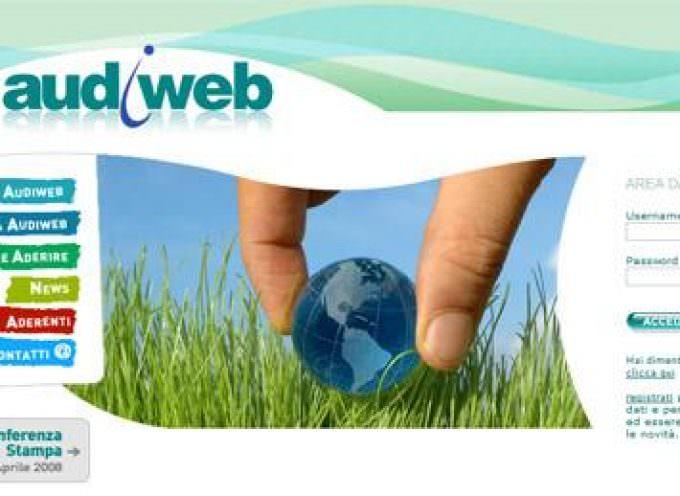 Audiweb pubblica i risultati della Ricerca di Base sulla diffusione dell'online in Italia e i dati di AW Database del mese di settembre 2009
