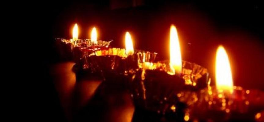 Riscaldare una casa con 10 candele