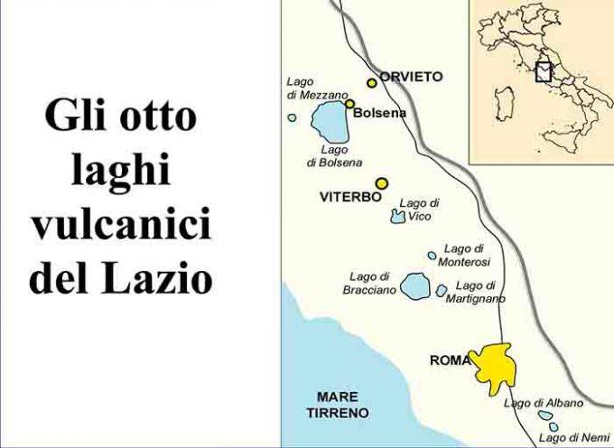 Bolsena, 12 – 15 novembre 2009: Turismo verde e laghi