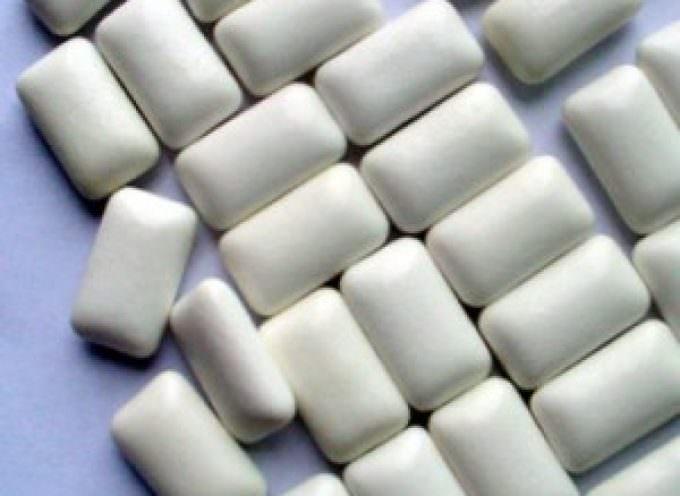 Chewing gum medico per trasportare i farmaci