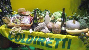 Il Mercato di Campagna Amica debutta a Pandino
