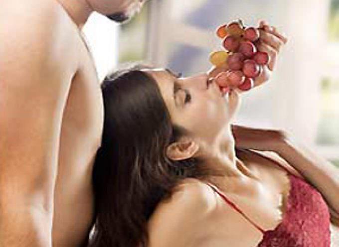 La dieta mediterranea allunga la vita sessuale