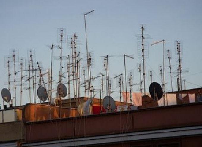 Adoc: Il distacco del segnale lascia il 25% dei romani senza tv