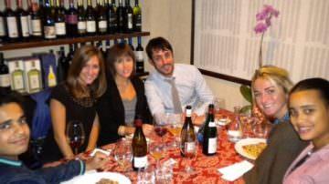 A Perugia dagli Usa e da New Delhi per diventare Sommelier