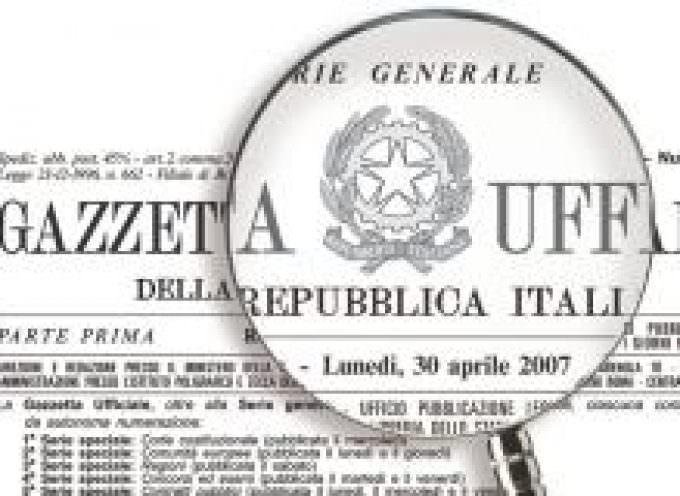 Perché la GURI (Gazzetta Ufficiale Repubblica Italiana) ha un TMC di due mesi?