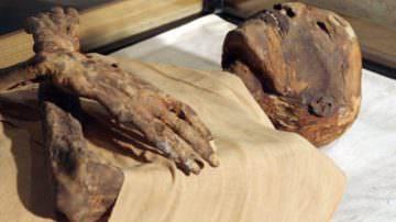 Egitto. Scoperte mummie con l'arteriosclerosi