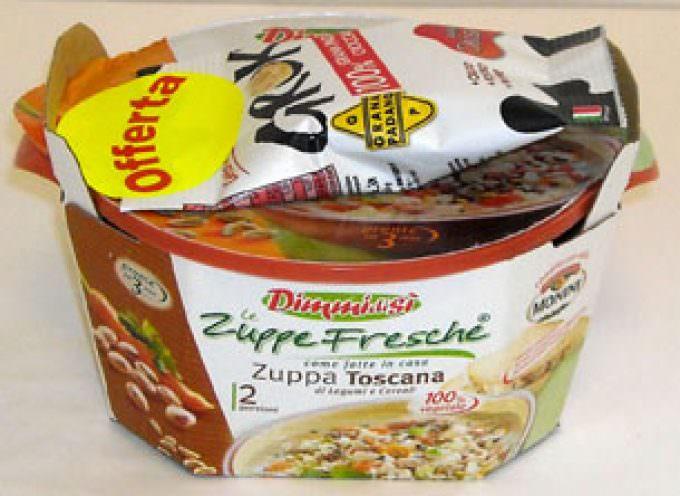 Le zuppe fresche DimmiDiSì regalano Grok, l'unico grana padano croccante