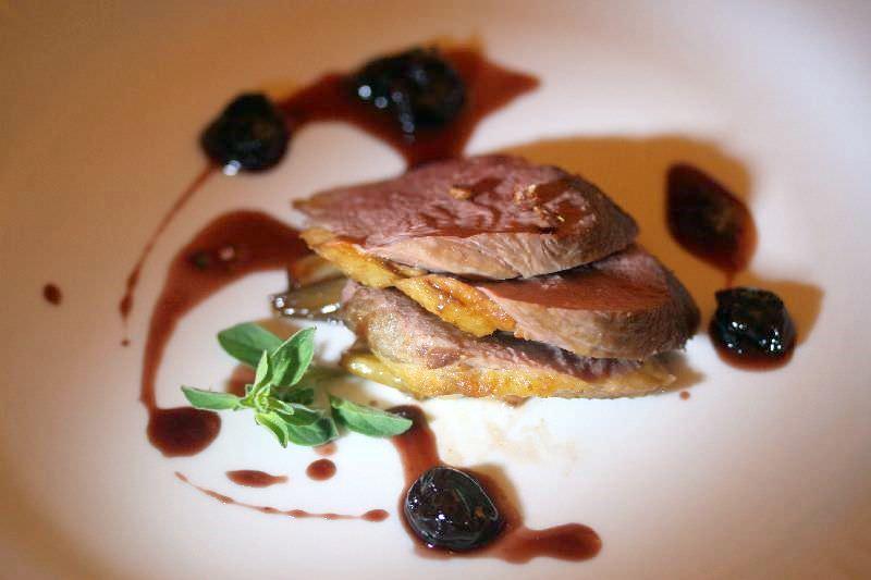 Serata a tema: fegato grasso d'anatra e d'oca delle Landes al ristorante San Martino