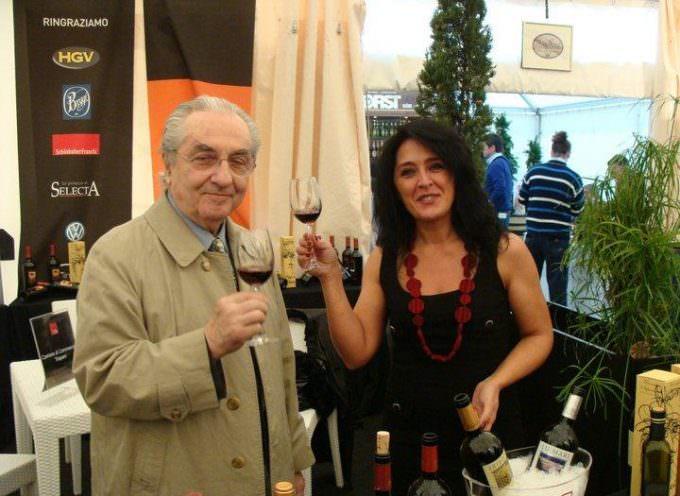 La cantina siciliana Verovini di Angela Galìa partecipa a Winelove