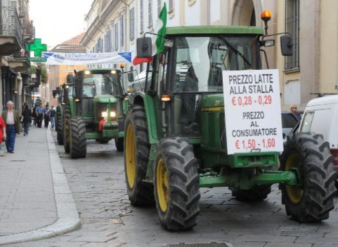 Quote latte: Ad oltranza la protesta degli allevatori lombardi