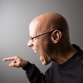 Comprimere la rabbia fa male al cuore