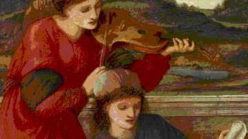 I Preraffaelliti e il sogno italiano, da Beato Angelico a Perugino, da Rossetti a Burne-Jones