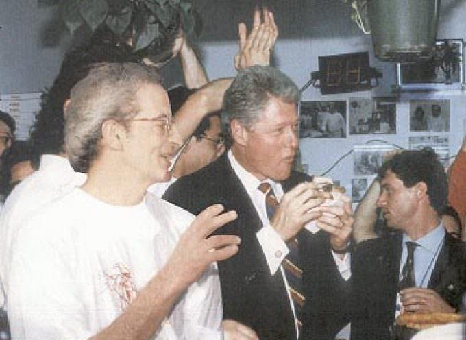 Il tributo di Pizza.it School a Ernesto Cacialli, il pizzaiolo del Presidente (Bill Clinton) scomparso ieri a Napoli