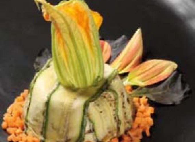 Anello di zucchine