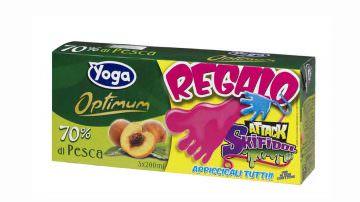 "Yoga Optimum regala ""Skifidol Attack"""