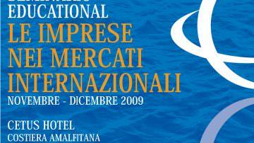 """Consorzio Salerno Trading presenta """"Le imprese nei mercati internazionali"""""""