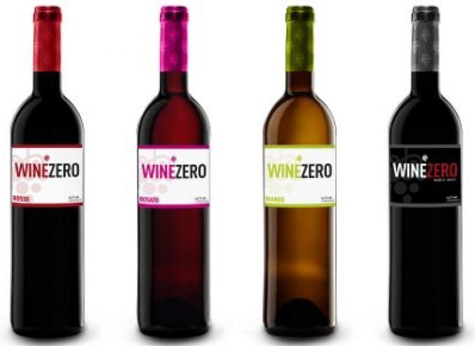 Dalla Spagna senza alcol: ecco Winezero
