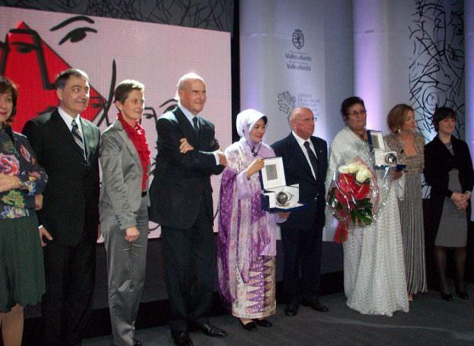 Serata di premiazione della XII edizione del Premio Internazionale la Donna dell'Anno 2009