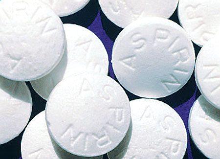 L'aspirina ostacola l'efficacia dei vaccini