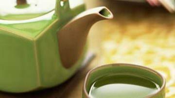 Tè verde, stimolo per il cervello