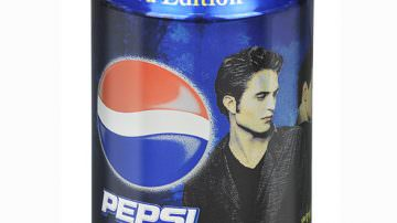 Pepsi presenta la lattina limited edition con i protagonisti del film New Moon