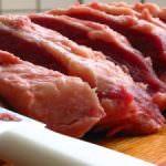 UE, permesso l'import di carne bovina decontaminata con acido lattico