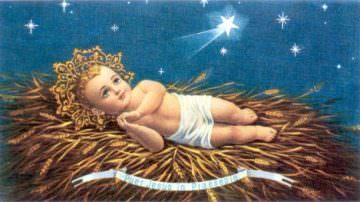 Lettera aperta a Gesù Bambino: il Santo Natale è in pericolo e Babbo Natale?