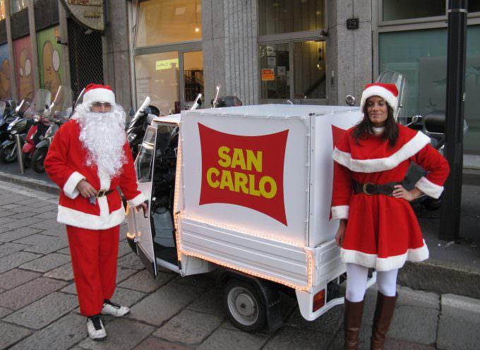 San Carlo fa brillare la città di Milano