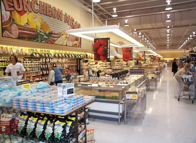 Consumi: Coldiretti/DBV, in mano di 5 catene 70% mercato europeo