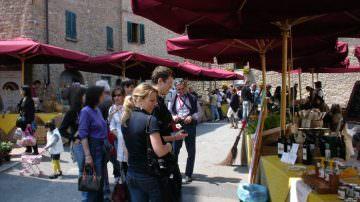 Evento della filiera corta per la città di Volterra