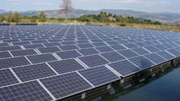 Entra in funzione il più grande impianto fotovoltaico d'Italia