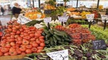 Crisi: Scende il consumo dei prodotti ortofrutticoli, -10%