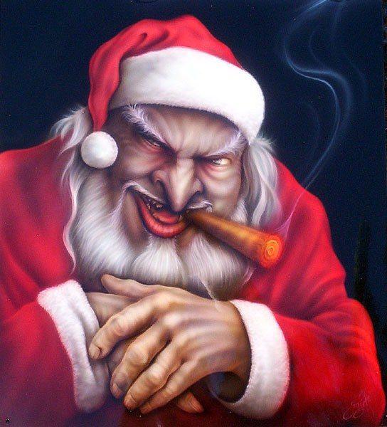 Babbo Natale Cattivo.Babbo Natale E Un Cattivo Esempio Newsfood Nutrimento E Nutrimente News Dal Mondo Food