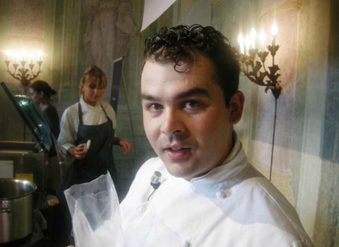 """Antonino Messina: """"una perla di cuoco"""""""