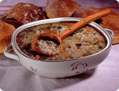 Arriva l'inverno, è boom di zuppe
