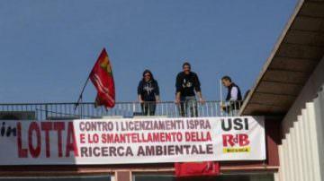 Ispra: precari ancora sul tetto. A rischio la ricerca ambientale in Italia