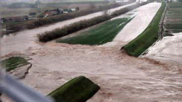 Maltempo: Tullio Marcelli in visita alle aziende pisane danneggate